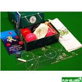 Три игры в одной коробке (Новая Каролина, Большая Пирамида, Семь Кеглей), интернет-магазин товаров для бильярда Play-billiard.ru