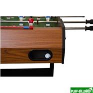 Weekend Настольный футбол (кикер) «Maccab Mini» (121x61x81, орех, складной), интернет-магазин товаров для бильярда Play-billiard.ru. Фото 7