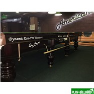 Бильярдный стол для снукера «Dynamic Prince» 12 ф (махагон), интернет-магазин товаров для бильярда Play-billiard.ru. Фото 10