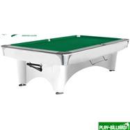 Weekend Бильярдный стол для пула «Dynamic III» 9 ф (белый), интернет-магазин товаров для бильярда Play-billiard.ru