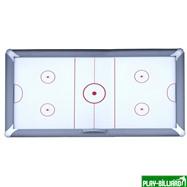 Atomic Аэрохоккей «Contour II» 7,5 ф (229,5 х 128 х 80 см, черный), интернет-магазин товаров для бильярда Play-billiard.ru. Фото 4
