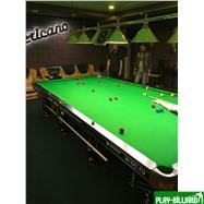 Бильярдный стол для снукера «Dynamic Prince» 12 ф (махагон), интернет-магазин товаров для бильярда Play-billiard.ru. Фото 9