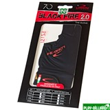 Weekend Перчатка бильярдная «Longoni Black Fire L», черная, интернет-магазин товаров для бильярда Play-billiard.ru