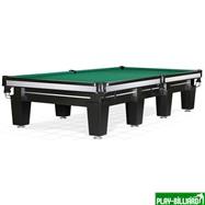 Weekend Бильярдный стол для русского бильярда «Magnum» 12 ф (черный), интернет-магазин товаров для бильярда Play-billiard.ru