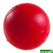 Мяч для футбола P-AE-04/D 36 мм (текстурный пластик, красный), интернет-магазин товаров для бильярда Play-billiard.ru. Фото 2