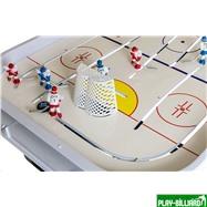 Red Machine Настольный хоккей «Юниор» (96 x 55 x 19.5 см, цветной), интернет-магазин товаров для бильярда Play-billiard.ru. Фото 7