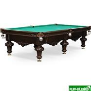 Weekend Бильярдный стол для снукера «Rococo» 10 ф (черный орех), интернет-магазин товаров для бильярда Play-billiard.ru
