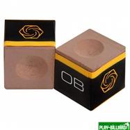 Weekend Мел «OB Premiun Chalk» (2 шт) бежевый, интернет-магазин товаров для бильярда Play-billiard.ru. Фото 2