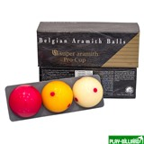 Комплект шаров 61.5 мм «Aramith Carom Pro Cup», интернет-магазин товаров для бильярда Play-billiard.ru