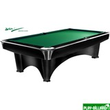 Weekend Бильярдный стол для пула «Dynamic III» 9 ф (черный), интернет-магазин товаров для бильярда Play-billiard.ru