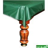 Weekend Покрывало для стола 12 ф (влагостойкое, зеленое), интернет-магазин товаров для бильярда Play-billiard.ru