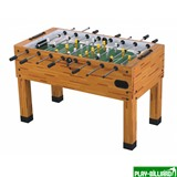 Настольный футбол (кикер) «Champion» (140х74х86, светлый), интернет-магазин товаров для бильярда Play-billiard.ru