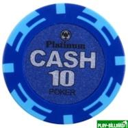 Набор для покера Cash на 500 фишек, интернет-магазин товаров для бильярда Play-billiard.ru. Фото 5