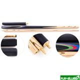 Weekend Кий для снукера 2-pc «Apollo» 3/4 + extender (9 мм), интернет-магазин товаров для бильярда Play-billiard.ru