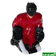 """Вратарь """"Red Machine / Alaska / Edmonton"""" (красный), интернет-магазин товаров для бильярда Play-billiard.ru"""