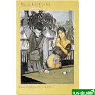 """Weekend Постер """"Nighty Girl"""", интернет-магазин товаров для бильярда Play-billiard.ru"""