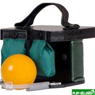 Weekend Бильярдный тренажер «Стоп-шар» 2.0 (зеленый), интернет-магазин товаров для бильярда Play-billiard.ru. Фото 1