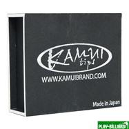 Kamui Наклейка для кия «Kamui Black» (МH) 11мм, интернет-магазин товаров для бильярда Play-billiard.ru. Фото 2