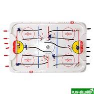 Red Machine Настольный хоккей «Форвард» (71 x 41 x 17 см, цветной), интернет-магазин товаров для бильярда Play-billiard.ru. Фото 4