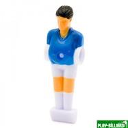 WBC Футболист AA-07 «Torino» (синий), интернет-магазин товаров для бильярда Play-billiard.ru