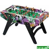 Weekend Настольный футбол (кикер) «Lazio» (147,5x75x91 см, светлый), интернет-магазин товаров для бильярда Play-billiard.ru