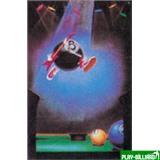 """Постер """"Flying Eight"""", интернет-магазин товаров для бильярда Play-billiard.ru"""