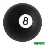 Weekend Шар 57.2мм «Classic 8 Ball» (1 шт), интернет-магазин товаров для бильярда Play-billiard.ru
