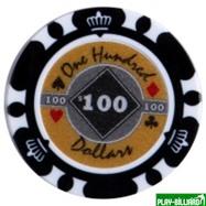 Набор для покера Crown на 500 фишек, интернет-магазин товаров для бильярда Play-billiard.ru. Фото 2