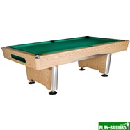 Weekend Бильярдный стол для пула «Dynamic Triumph» 7 ф (дуб) в комплекте, аксессуары + сукно, интернет-магазин товаров для бильярда Play-billiard.ru