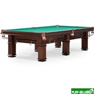 Weekend Бильярдный стол для русского бильярда «Provincial» 10 ф, интернет-магазин товаров для бильярда Play-billiard.ru