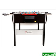 Настольный футбол Vortex Family black, интернет-магазин товаров для бильярда Play-billiard.ru. Фото 12