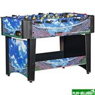 Weekend Настольный футбол (кикер) «Dybior Neapel» (120x61x81см, синий), интернет-магазин товаров для бильярда Play-billiard.ru. Фото 1