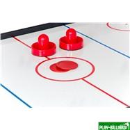 Аэрохоккей «Jersey» 4 ф (122 х 60 х 76,5 см, черный, складной), интернет-магазин товаров для бильярда Play-billiard.ru. Фото 6