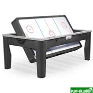 DBO Многофункциональный игровой стол 6 в 1 «Tornado» (темно-серый), интернет-магазин товаров для бильярда Play-billiard.ru. Фото 3