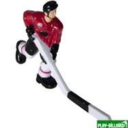 Weekend Хоккеист №29, длинная клюшка «Red Machine» (красный), интернет-магазин товаров для бильярда Play-billiard.ru