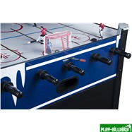 Weekend Хоккей «Winter Classic» с механическими счетами (114 x 83.8 x 82.5 см, черно-синий), интернет-магазин товаров для бильярда Play-billiard.ru. Фото 4