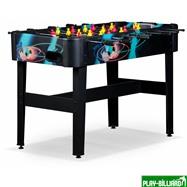 Weekend Настольный футбол (кикер) «Porto» (121х61х83, цветной), интернет-магазин товаров для бильярда Play-billiard.ru. Фото 1