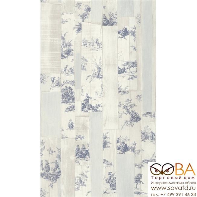 Обои Rasch 516319 купить по лучшей цене в интернет магазине стильных обоев Сова ТД. Доставка по Москве, МО и всей России