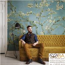 Панно BN 30548 Van Gogh купить по лучшей цене в интернет магазине стильных обоев Сова ТД. Доставка по Москве, МО и всей России