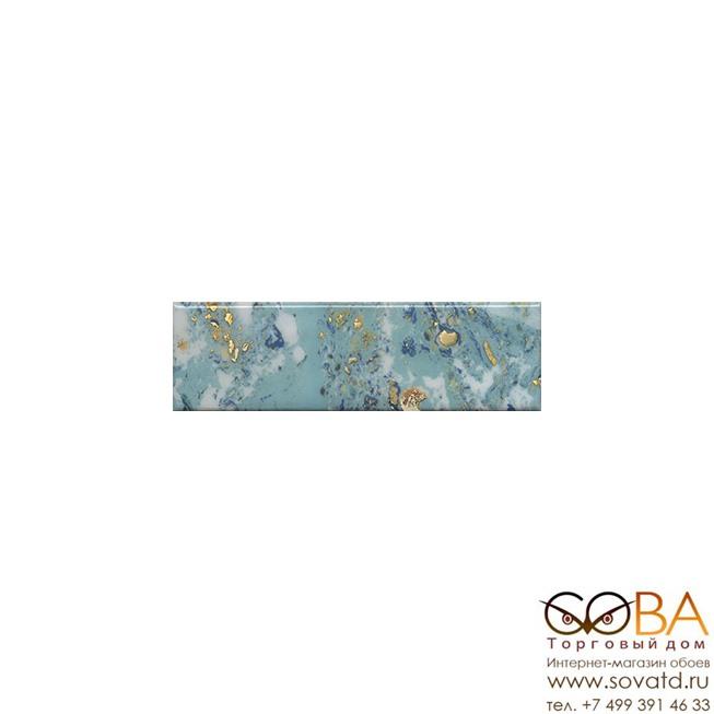 Декор Дарсена  VB\A49\9016 8,5х28,5 купить по лучшей цене в интернет магазине стильных обоев Сова ТД. Доставка по Москве, МО и всей России