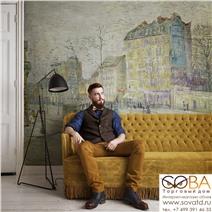 Панно BN 30546 Van Gogh купить по лучшей цене в интернет магазине стильных обоев Сова ТД. Доставка по Москве, МО и всей России