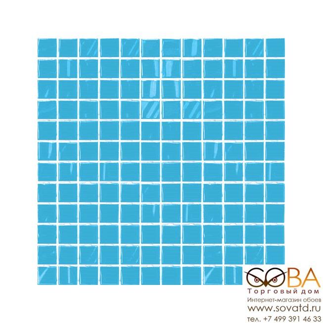 Мозаика Темари голубой   20016 29,8х29,8 купить по лучшей цене в интернет магазине стильных обоев Сова ТД. Доставка по Москве, МО и всей России