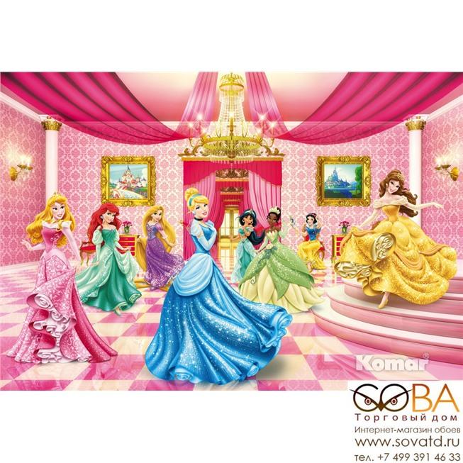 Фотообои Komar Princess Ballroom артикул 8-476 размер 368 x 254 cm площадь, м2 9,3472 на бумажной основе купить по лучшей цене в интернет магазине стильных обоев Сова ТД. Доставка по Москве, МО и всей России
