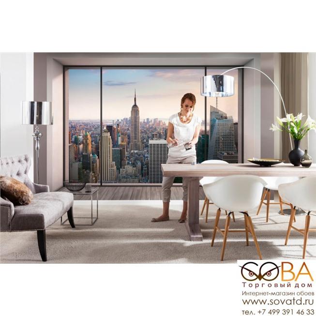 Фотообои Komar Penthouse артикул XXL4-916 размер 368 x 248 cm площадь, м2 9,1264 на флизелиновой основе купить по лучшей цене в интернет магазине стильных обоев Сова ТД. Доставка по Москве, МО и всей России