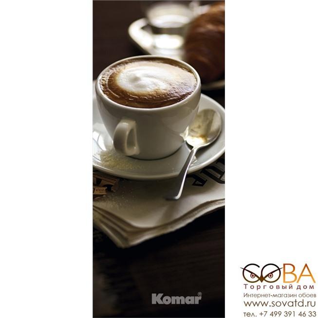 Фотообои Komar Café артикул 2-1015 размер 92 x 220 cm площадь, м2 2,024 на бумажной основе купить по лучшей цене в интернет магазине стильных обоев Сова ТД. Доставка по Москве, МО и всей России
