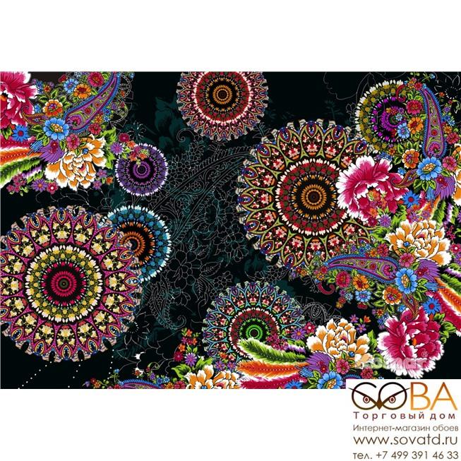 Фотообои Komar Corro артикул 8-939 размер 368 x 254 cm площадь, м2 9,3472 на бумажной основе купить по лучшей цене в интернет магазине стильных обоев Сова ТД. Доставка по Москве, МО и всей России