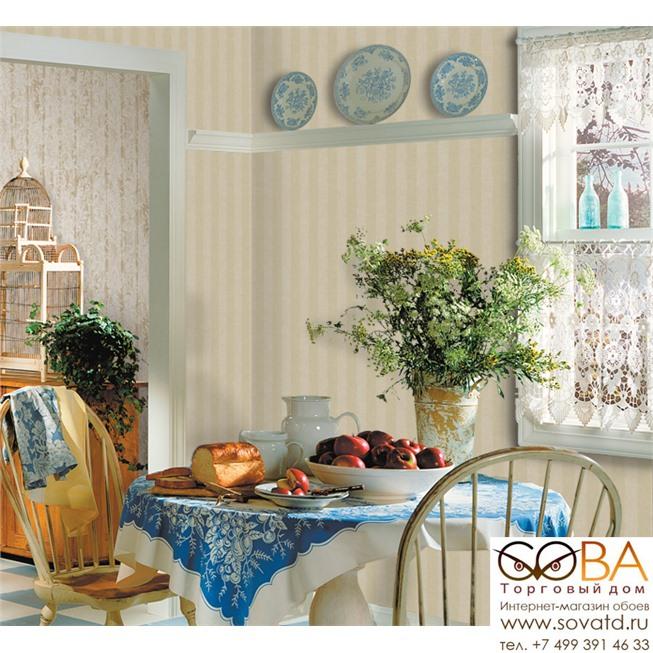 Обои Seabrook TY32011 Tapestry купить по лучшей цене в интернет магазине стильных обоев Сова ТД. Доставка по Москве, МО и всей России