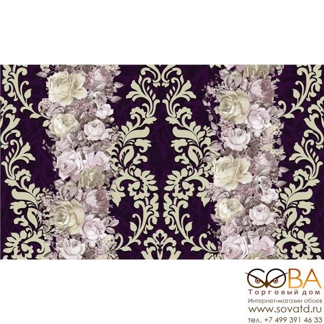 3731-8 Обои Erismann Violetta купить по лучшей цене в интернет магазине стильных обоев Сова ТД. Доставка по Москве, МО и всей России