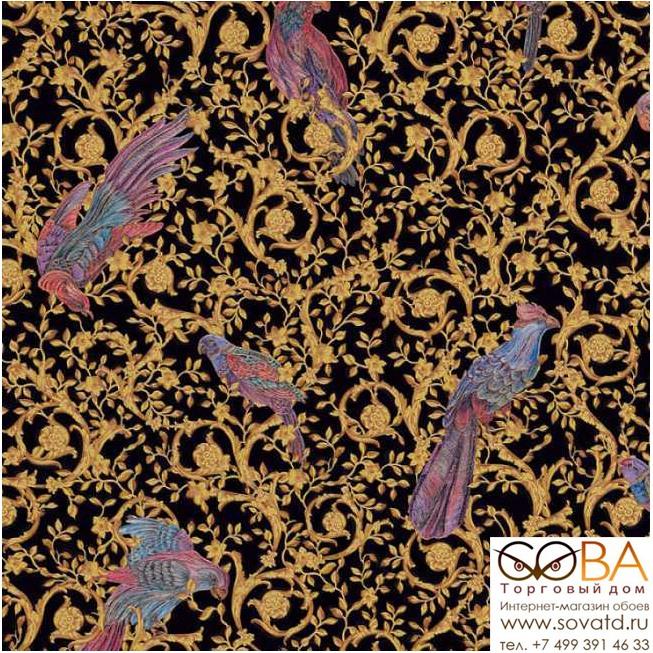 Обои A.S. Creation Versace 4 37053-1 купить по лучшей цене в интернет магазине стильных обоев Сова ТД. Доставка по Москве, МО и всей России