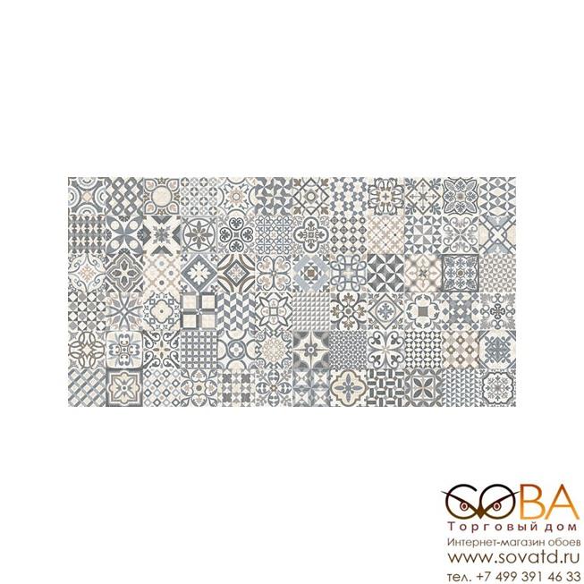 Керамогранит Gayafores  Deco Heritage Grey 32 x 62.5 купить по лучшей цене в интернет магазине стильных обоев Сова ТД. Доставка по Москве, МО и всей России